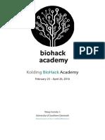Kolding Biohack Academy
