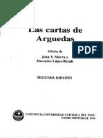 Las Cartas de Arguedas - John V. Murra y Mercedes López-Baralt PDF