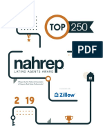 2019 Agents Report National Association of Hispanic Real Estate Professionals