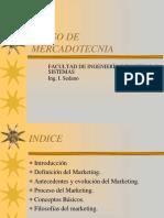 Clase 1 Introducción marketing - Sedano