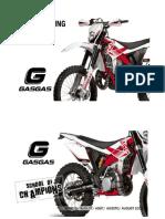 gas gas 125 Racing 2013-Parts