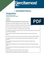 API 3-Etica y Deontologia