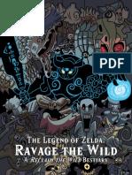 Zelda Ravage the Wild
