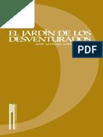 4 Col. Poeteca El Jardín de Los Desventurados Web