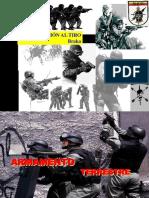 Conocimiento de Armas