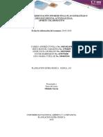 Fase 4 Informe Presentación Informe Final Plan Estratégico