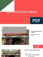 Moto Repuestos Ramos