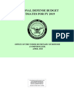 FY19 Green Book