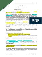 Modulo de Psicopatología