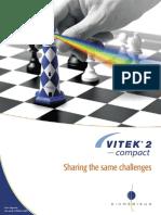 VITEK 2C, Brochure