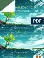 Historia y Educación Ambiental