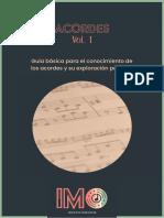 eBook Guía Básica de Acordes 1