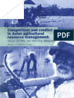 Competition and Conflict in Asian Agricultural Resource Mangement