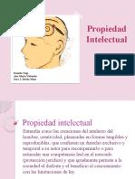 Propiedad Intelectual FUAC