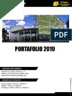 Portafolio El Cubo v.03 2019