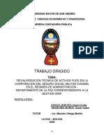 Activos Umsa