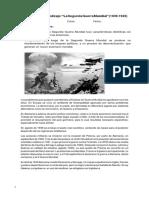 Historia Guia de Aprendizaje Segunda Guerra Mundial Convertido