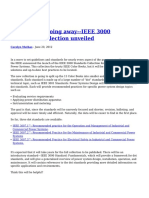 Color Books Going Away IEEE 3000 Standards Collection Unveiled