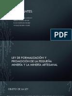 1000Ley de Formalización y Promoción de La Pequeña