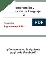 3a CPL2 Presencial 2015-2 Argumento Practico VF