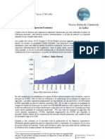 Néstor, la FED y la Recuperación Económica