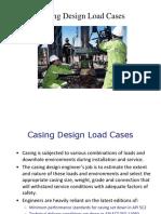 Casing Design Load Cases Mod Jb-1