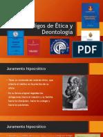 Códigos de Ética y Deontología