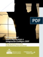Informe Anual 2009 CeiMiga