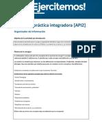 API 2 Consigna