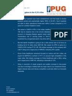 Healthcare Opportunities Galore in Tier II-III Cities-Sept20,2010