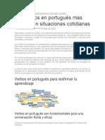 Aprender Portugues gramatica portugues