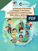 Estrategias de Prevención y Erradicación de la Violencia