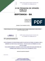 Relatório - Ibipitanga.doc