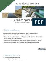 Hidraulica Aplicada 1 (1)