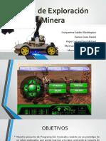 Carro de Exploracion Minera