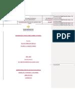 Informe Sobre Control de Procesos Administrativos