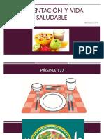 Alimentación y Vidasaludable