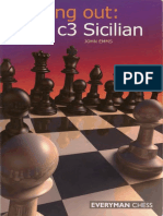 Starting Out the c3 Sicilian - Emms