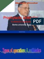 antibioticsprophylactic-140722085608-phpapp01