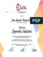 Diplomado de Seguridad Industrial Edutec - JUAN ALEJANDRO URQUINA TOVAR.pptx