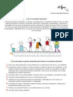 Qué Es La Inclusión Educativa y Que Estrategias Se Pueden Desarrollar Para Favorecerla