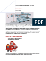 SSB - Fire Protection System