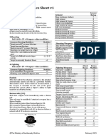Daisho Reference Sheet v1