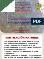 Ventilación Natural y Cálculo de La Presión de La Ventilación Natural - 2º Parte