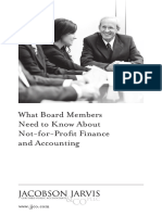 Jjco Board Members Finance and Accounting Booklet 2014