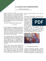 Artigo para o Blog os dois aspectos do feminicido.pdf