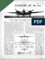 Junkers Ju88A 6