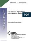 eBook-Solar Position Algorithm