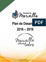Plan de Desarrollo Marinilla 2016 2019