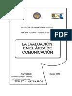 Evaluación en Comunicación.doc